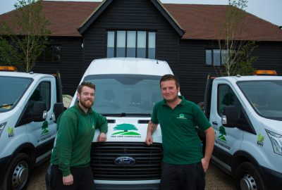 Oak View Landscapes team