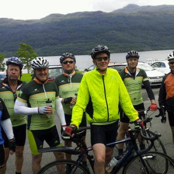 Community 3 peaks cycling challenge