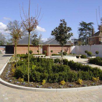 Balls Park Hertford completed