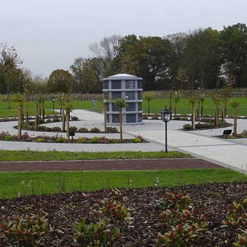 Crematorium Brentwood landscape