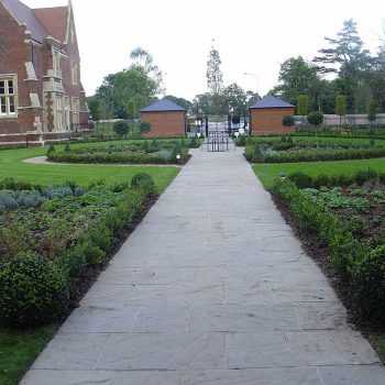 Warley Hospital Brentwood pathway