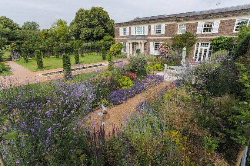 oak View Landscape garden in Aldham, Essex